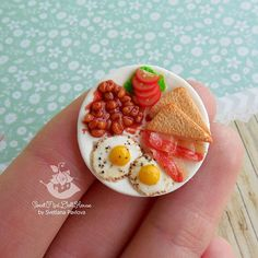 Miniature from Polimer clay. Scale 1:12. Handmade. Welcome to my Etsy shop. Active link in my profile.  Миниатюра из полимерной глины. Масштаб 1:12.