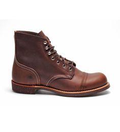 Men's Boot - Iron Ranger - Amber - Red Wing
