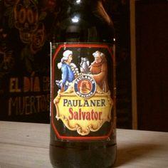 Paulaner Salvator (7,9% / Doppelbock / Munique - Alemanha) #cerveja #beer