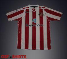 Sunderland-Home-Football-Shirt-2007-2008-Jersey-Trikot-Maglia-Soccer  http://www.ebay.com/itm/-/331988186155