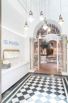 El Restaurante con mejor pinta de Sevilla | La Bici Azul: Blog de decoración, tendencias, DIY, recetas y arte