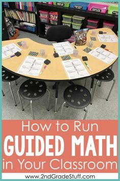 Want to to implement guided math in your elementary classroom? Learn what your m.Want to to implement guided math in your elementary classroom? Learn what your math groups and center rotations will look like when you get them setup. Math Rotations, Math Centers, Numeracy, Multiplication Strategies, Math Fractions, Learning Centers, Second Grade Math, First Grade Math, 2 Kind