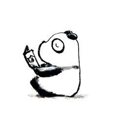 【一日一大熊猫】2016.1.4 この休暇は実家で読書でも、っと思うたのですが、 けっこう騒々しくて、やっと昨日の夜から読み始めよ。 やっぱり珍遊記は落ち着いて読まなくちゃ。 #パンダ #読書 #珍遊記 #漫☆画太郎