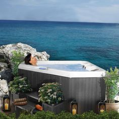 2 Person Hot Tub For Pleasure Spa 2 ~ http://lanewstalk.com ...