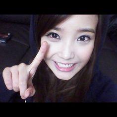 #jieun #IU #leejieun #cute #kpop #korea #kpopidol #aegyo #beautiful #pretty