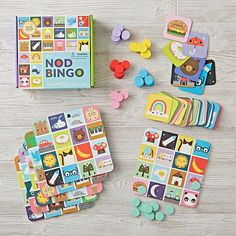 Nod Bingo Kids Game | The Land of Nod
