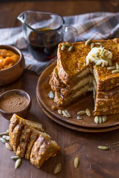 Perfect for extra special holiday breakfasts, or slow weekend mornings that deserve something extra delicious!
