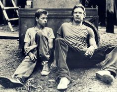 """""""[I had been] proud to watch him grow into a man of such talent, integrity, and compassion."""" ~Harrison Ford about River Phoenix"""