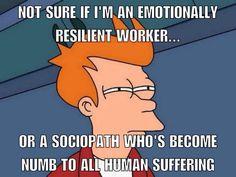 Social worker life
