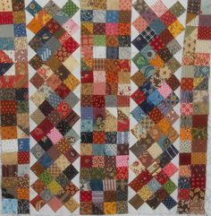 Log Cabin Quilter: Cascadia Sew-Along