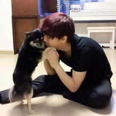 Yesung~ can I please be his dog
