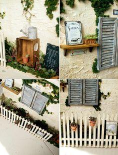 miniture house*外観の画像:natural色の生活~handmade家具                              …