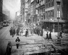 1904-10-27 NY Subway officially opens