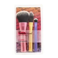 Real Techniques Mini Must-Haves - Real Techniques - Make Up Brushes at Superdrug