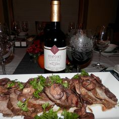 November 17, 2013 - Viewpointe Estate Winery Focal Pointe Cabernet Franc 2005 with Beef Sauté with Mixed Wild Mushrooms It's beginning to wine a lot like... - See more at: http://www.essexcountywineries.ca/wines/2013/20131117.htm#sthash.x7M9wNUE.dpuf