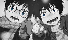 rin okumura manga tumblr - Buscar con Google
