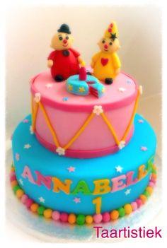 Bumba cake!