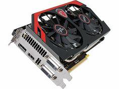MSI Gaming N760 TF 4GD5/OC GeForce GTX 760 4GB 256-bit GDDR5 PCI Express 3.0 SLI Support Video Card