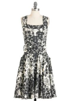 Guest of Honor Dress in Floral, #ModCloth