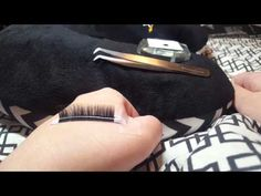 How to create easy 5D volume fans for eyelash extensions. Let's be honest: applying volume eyelash extensions tests Lash Artists' patience and skill level so much more than classics. Specifically, creating the volume fans themselves. They're small, oh-so-delicate, and we craft each one so lovingly,  hoping our gracious clients will enjoy them for a long, long time.