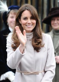 Duchess Kate reportedly says of her new hairstyle: 'I'm not sure about it' | Gallery | Wonderwall