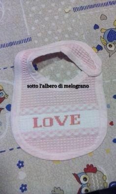 Bavaglino LOVE
