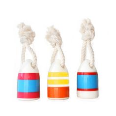 floating bouy dog toy set. #dogtoy #water #retrievers