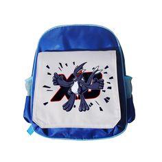 the strong pokemon lugia bagpack - pokemon go kid's schoolbag