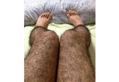 Ingenius Chinese Woman Invents Hairy Legs Stockings to Fend Off Perverts - Cosmopolitan.com