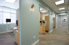 Apex Design Build has Designed and Constructed of 2,000 SF Space for a New 6-Operatory Family & Cosmetic Dental Office in Joliet, IL