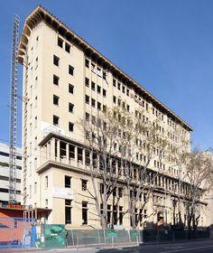 San Francisco Landmark #248: Juvenile Court and Detention Home