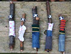Kids Crafts: Stick Man Crafts For Boys, Diy For Kids, Crafts To Make, Craft Stick Crafts, Fun Crafts, Arts And Crafts, Quick Crafts, Beach Crafts, Summer Crafts