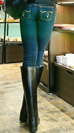 Thigh High Boots, Knee Boots, Equestrian Chic, Hip Ups, Jeans And Boots, Riding Boots, Trousers, Clothes For Women, Womens Fashion