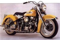 1956 Harley Davidson FLH Classic #harleydavidsonsoftailbobber