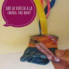 PANDIELLEANDO: Tutorial para hacer cariocas Lunch Box, Manualidades, Games, Bento Box