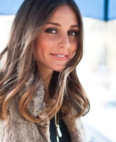 Dear hairdresser,  please work your magic so i can look like Olivia Palermo
