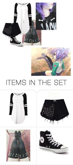 """Anime Me Tag"" by just-hopeless-and-broken ❤ liked on Polyvore featuring art"