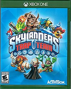 Amazon.com: skylanders trap team xbox one