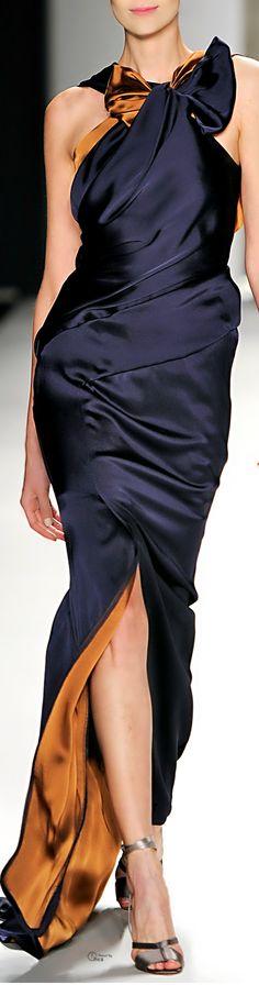 Carolina Herrera ● Fall 2014 fabulous colour combo & style !