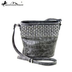 Montana West Bling Bling Collection Crossbody