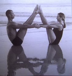 Double Boat: Double Boat tones your abs, and it also stretches your spine and the backs of your legs.