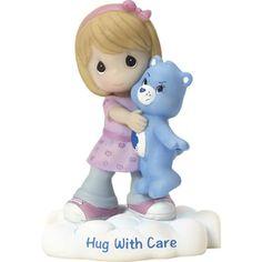 """Hug With Care"", Resin Figurine"