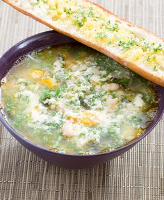 This hearty soup has its origins deep in Italian culinary history.