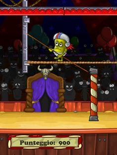 Play Circus New Adventures Online - FunStopGames