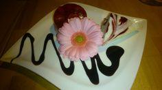 Abschluss dessert