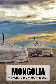 Mongolia is a fascinating country to follow as it starts to embrace technology while trying to hold on to the values they've had for centuries. Check out these 41 facts about Mongolia, prepare to be wowed and inspired to go see the nomads up close and personal yourself.