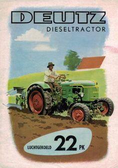 Cartel De Publicidad De Tractor Fordson logotipo de campo A3