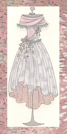 "Jennelise Gown collection called ""The Evening Flowers"""