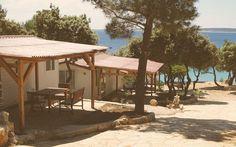 Insel Pag, Camping Šimuni