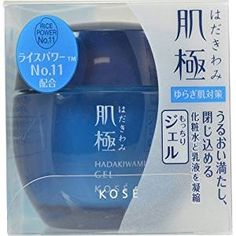 KOSE Hadakiwami Facial Lotion Gel -40g by USA by Roomidea Review